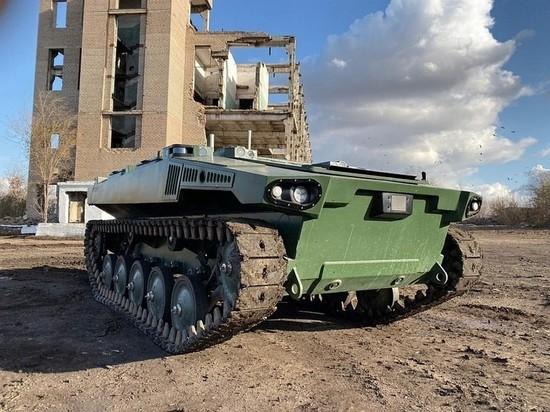 Вице-премьер Борисов рассказал о «революции» боевых роботов