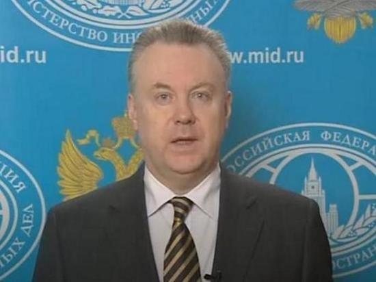 Лукашевич прокомментировал встречу сторонников Навального с представителями НАТО