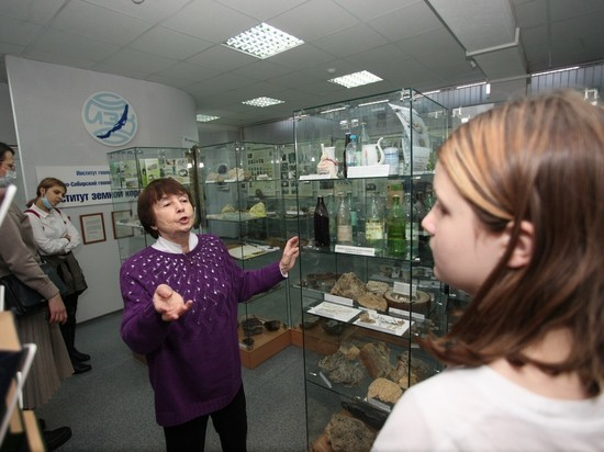 Иркутским школьникам рассказали правду о землетрясениях