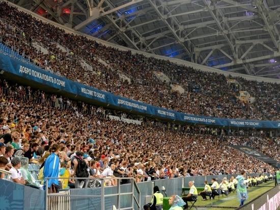 Пока «Динамо» проигрывает четвёртый матч подряд, «Сочи» готов принять на своём стадионе игру ЛЧ
