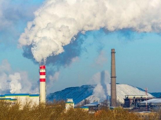 Южноуральские предприятия сокращают объемы вредных выбросов