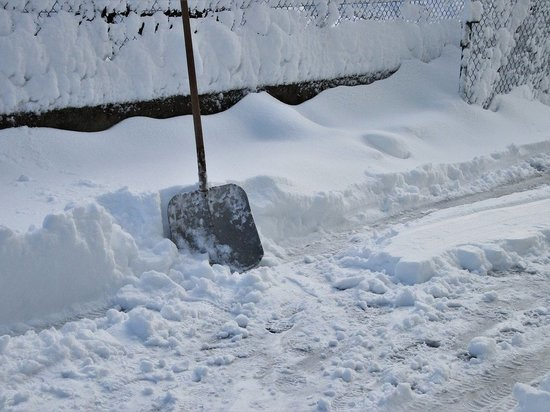 Управляющим компаниям в Петрозаводске напомнили об обязанности убирать снег