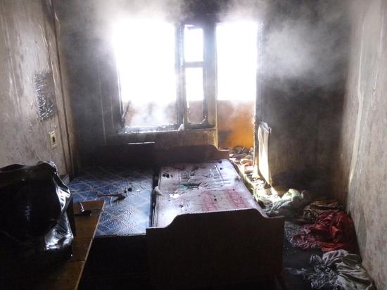 Два брата погибли при пожаре в двенадцатиэтажном доме в Чебоксарах