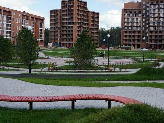 Строительная отрасль  в Томской области  выросла на 15 процентов