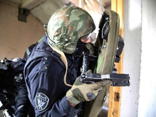 В Нижнем Новгороде СОБР освободил похищенную женщину