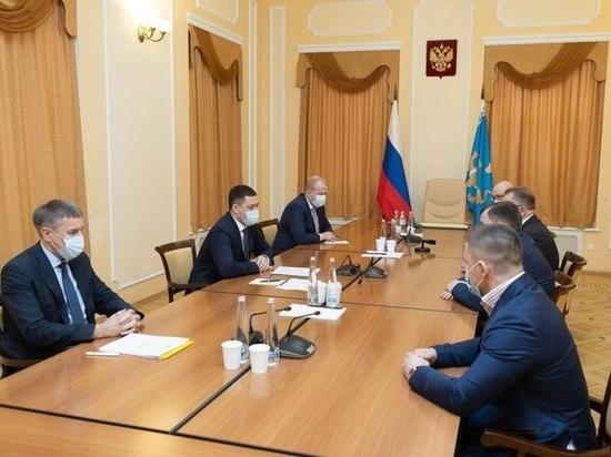 Псковский губернатор поблагодарил подрядчиков за качество дорог
