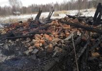 Одна погибшая: в Верхнеландеховском районе участились случаи пожаров в домах