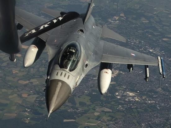 Ранее Киев выступил с предложением использовать для операций Альянса воздушное пространство в Симферопольском районе полетной информации
