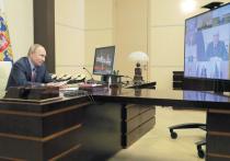 Путин поручил Мишустину проверить работу Медведева