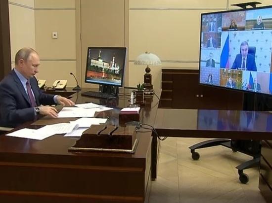 В ручном режиме: Путин и Фальков лично разобрали бухгалтерию новосибирского института