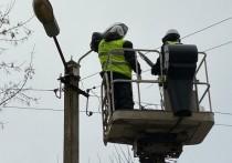 В Иванове запланированы масштабные работы по обустройству уличного освещения