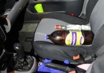В Шира пьяная таксистка объяснила запах алкоголя, надышавшим в салоне пассажиром