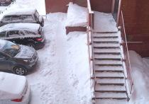 10 февраля в Йошкар-Оле очистили от снега 41 двор