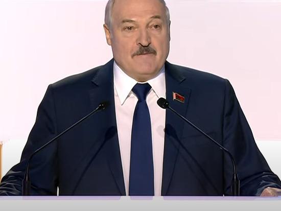 «Беларусь подверглась атаке»: Лукашенко назвал свою страну «трамплином» против России