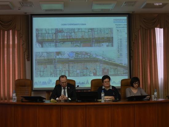 В Астрахани жители ул. Максима Горького узнали об аварийных домах на их улице
