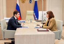 Артюхов обсудил с главным налоговиком Ямала поддержку бизнеса в регионе