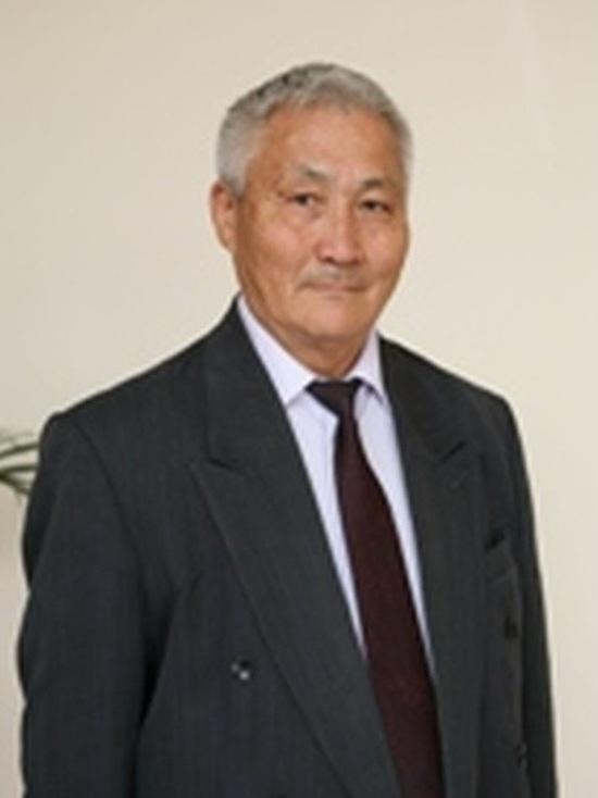 Умер бывший первый секретарь Калмыцкого рескома компартии России