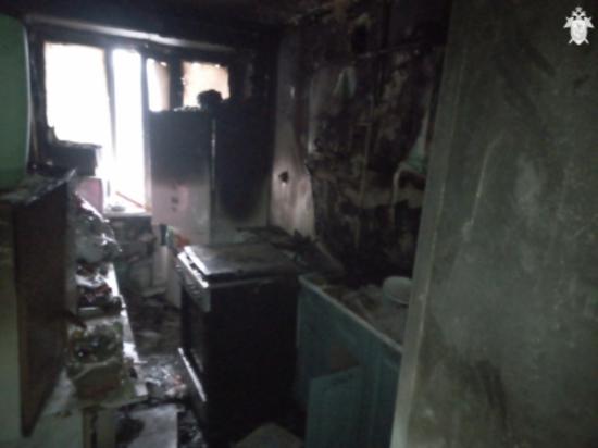 В Шахунском районе газовщик устроил пожар