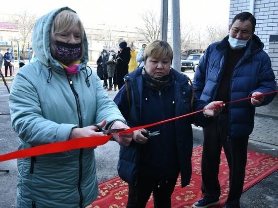 В калмыцкой столице двадцать шесть семей стали новоселами
