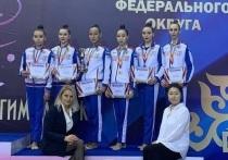 Калмыцкие гимнастки в родных стенах завоевали бронзу