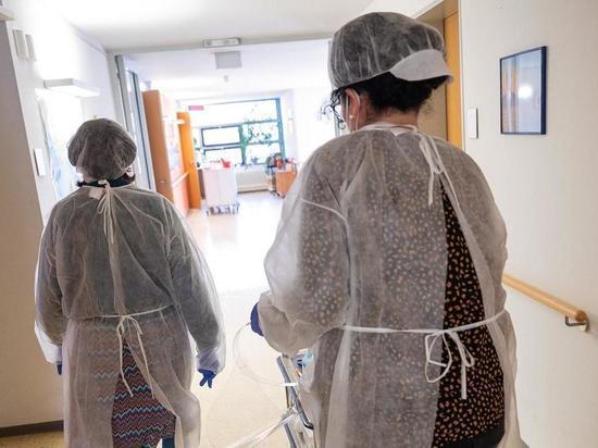 Германия: Число пациентов в отделениях интенсивной терапии продолжает сокращаться