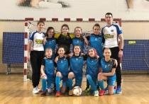 Футболистки из Пущино стали серебряными призерами областного Первенства