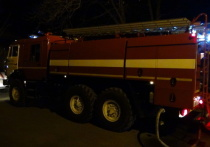 В Иванове 30 пожарных выехали на тушение загоревшейся ночью шахты лифта в МКД
