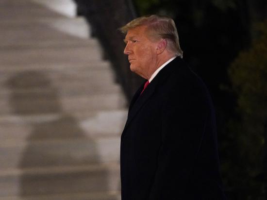 Состояние у президента США во время болезни  COVID-19 было очень тяжелым