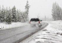 Жителям Серпухова напомнили правила поведения при снежном заносе и метелях
