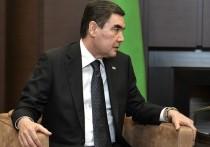 Президент Туркмении Гурбангулы Бердымухамедов назначил своего единственного сына Сердара вице-премьером страны