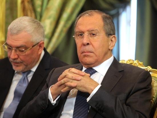В Германии назвали странными заявления Лаврова об отношениях с ЕС