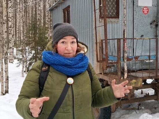 Журналистку из Сыктывкара, освещавшую Шиес, обвинили в сотрудничестве с Западом