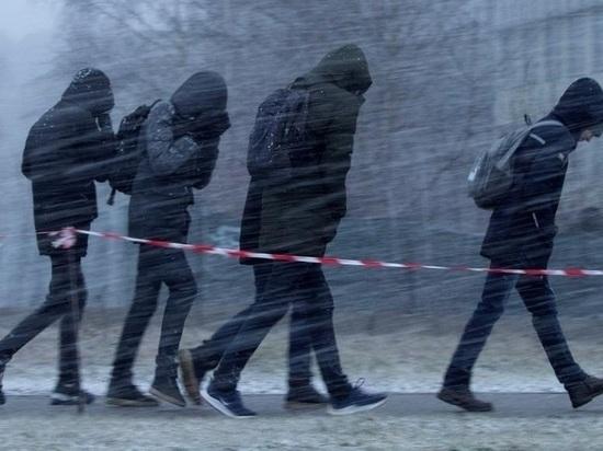 В Калмыкии завтра ожидается резкое усиление ветра