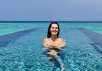 Дива русского романса Нина Шацкая вырвалась в отпуск на Мальдивы - это стало ее первым заграничным путешествием с начала пандемии коронавируса