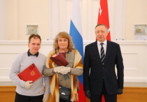 Ветеранам войны в Афганистане вручили в Петербурге ключи от новых квартир