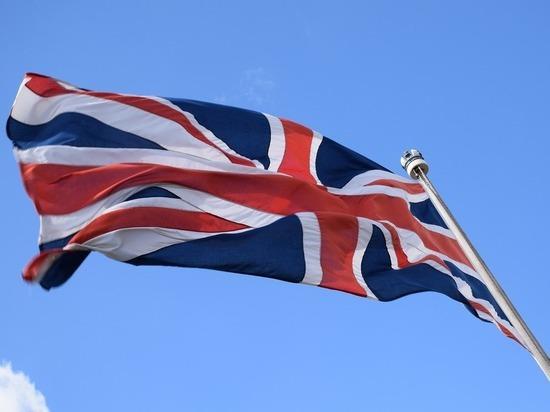 Экономика Британии пережила сильнейший спад за 300 лет