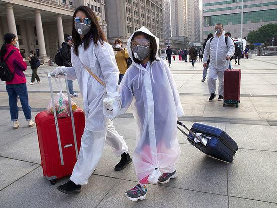 Китай отказался передавать ВОЗ информацию о ранних заражениях коронавирусом