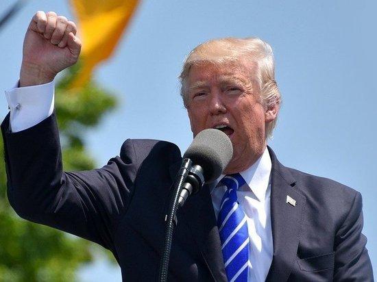 54% американцев хотели бы, чтобы Трамп навсегда ушел из политики