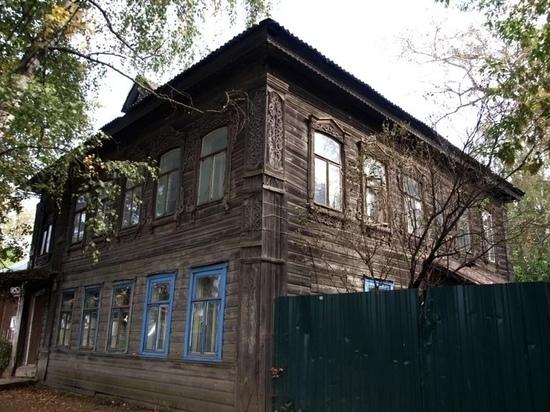В Кимрах волонтерам передали старинный купеческий особняк в  безвозмездное пользование