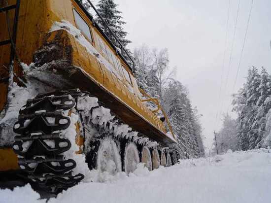 Энергетики в Нижегородской области ввели режим повышенной готовности