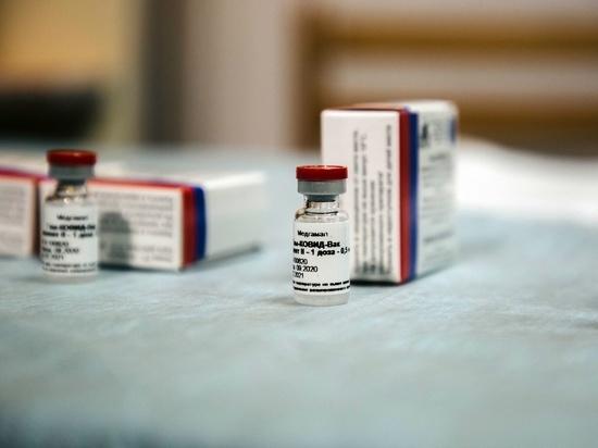 В Тверской области назвали самые активно вакцинирующиеся районы