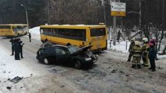 Комментарий по факту ДТП на Воткинском шоссе в г. Ижевске