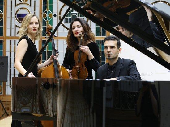 24 февраля в Краснодаре состоится дебютный концерт «Geister Trio»