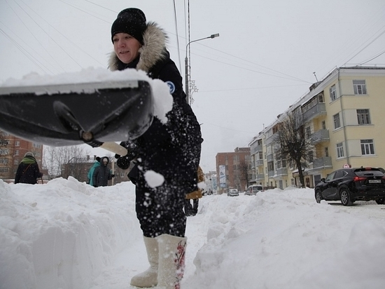 Жители Серпухова приняли участие в общем субботнике