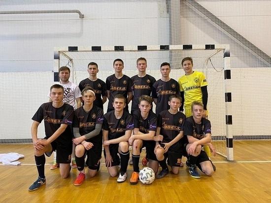 Футболисты из Тверской области заняли первое место в этапе первенства