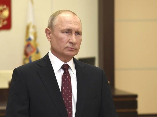 Путин высказался о несанкционированных акциях протеста и противниках РФ, использовавших Навального