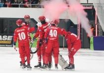 «Енисей» - «Динамо»: красноярская команда обыграла лидеров чемпионата