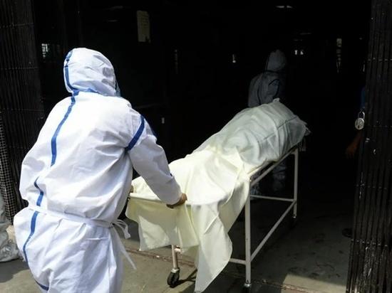 На Дону зарегистрировано рекордно низкое количество смертей от коронавируса