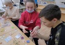 В Челябинске волонтеры сделали валентинки со студентами-инвалидами