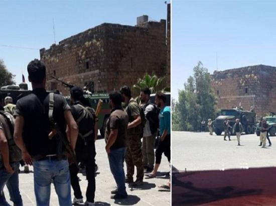 Глава ведомства посетил Дамаск с рабочим визитом